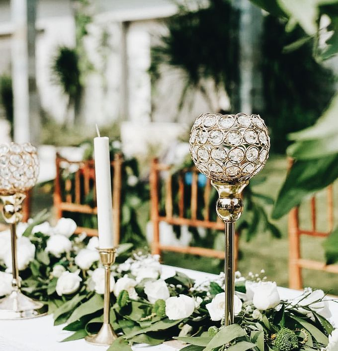The Wedding of Claudy & John by Miracle Wedding Bali - 011