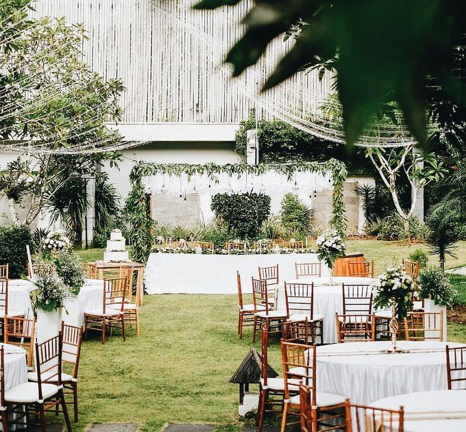 The Wedding of Claudy & John by Miracle Wedding Bali - 012