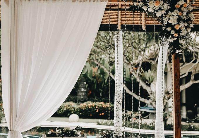 The Wedding of Ben & Maria by Miracle Wedding Bali - 007