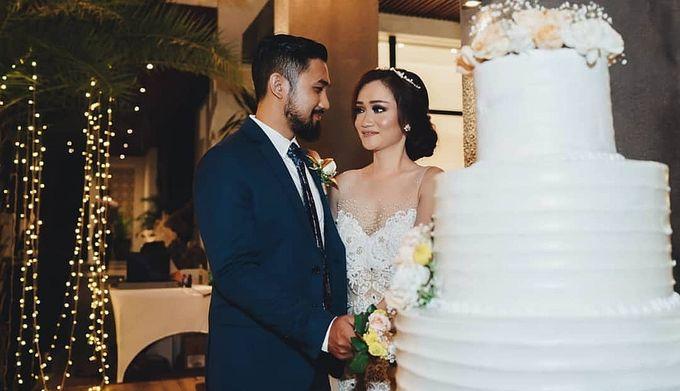The Wedding of Ben & Maria by Miracle Wedding Bali - 002