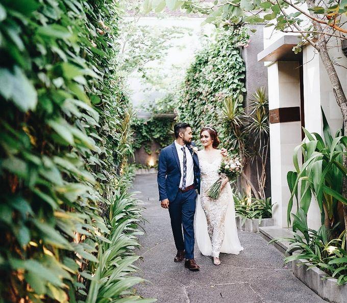 The Wedding of Ben & Maria by Miracle Wedding Bali - 012