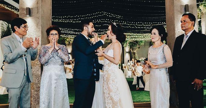 The Wedding of Ben & Maria by Miracle Wedding Bali - 003