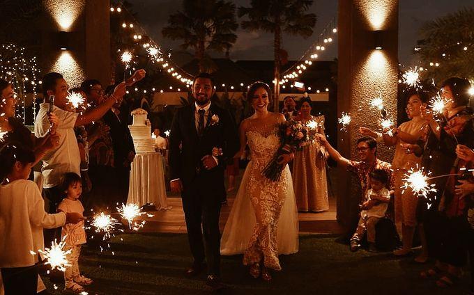 The Wedding of Ben & Maria by Miracle Wedding Bali - 011