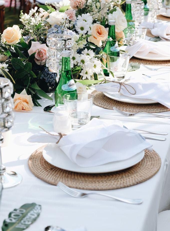 The Wedding of  Jason & Kristy by PMG Hotels & Resorts - 006