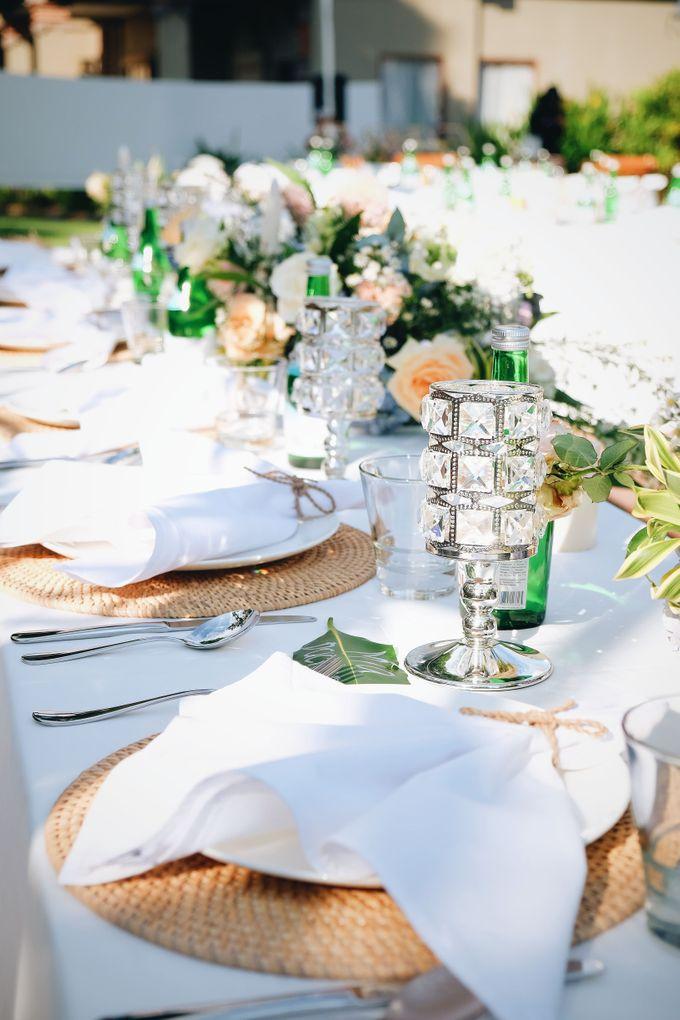 The Wedding of  Jason & Kristy by PMG Hotels & Resorts - 008