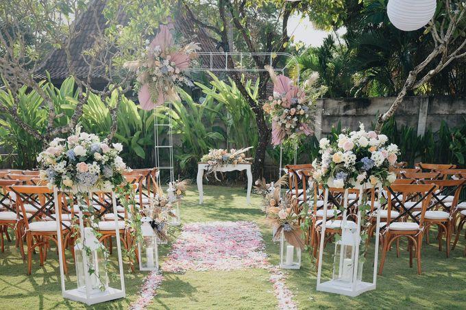The Wedding of  Jason & Kristy by PMG Hotels & Resorts - 012