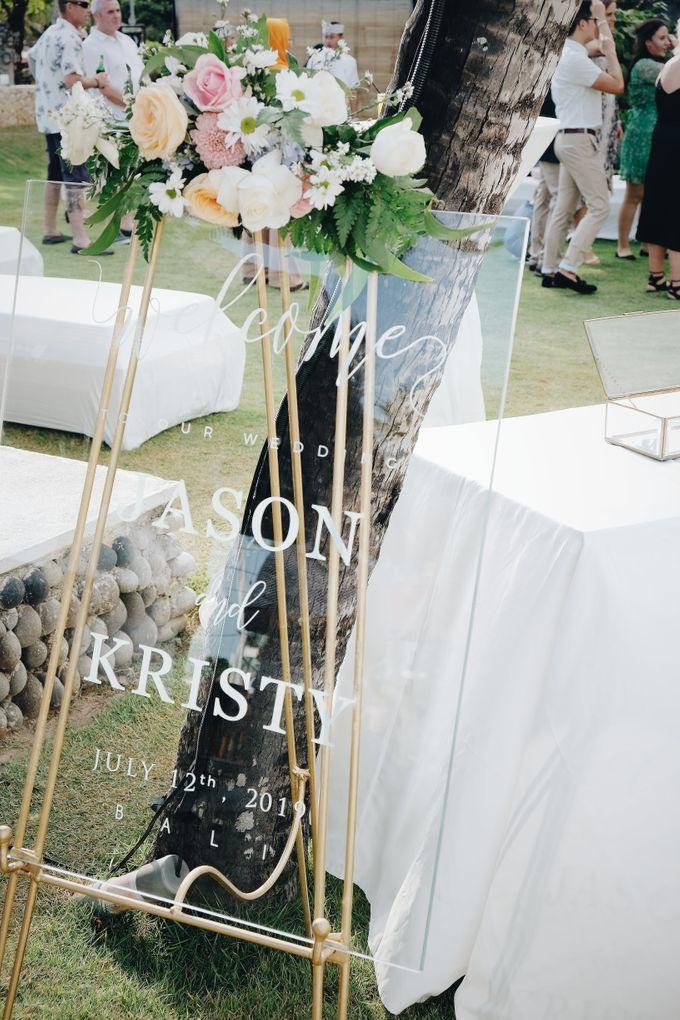The Wedding of  Jason & Kristy by PMG Hotels & Resorts - 016