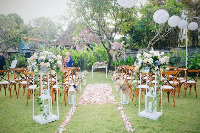 The Wedding of  Jason & Kristy by PMG Hotels & Resorts - 017