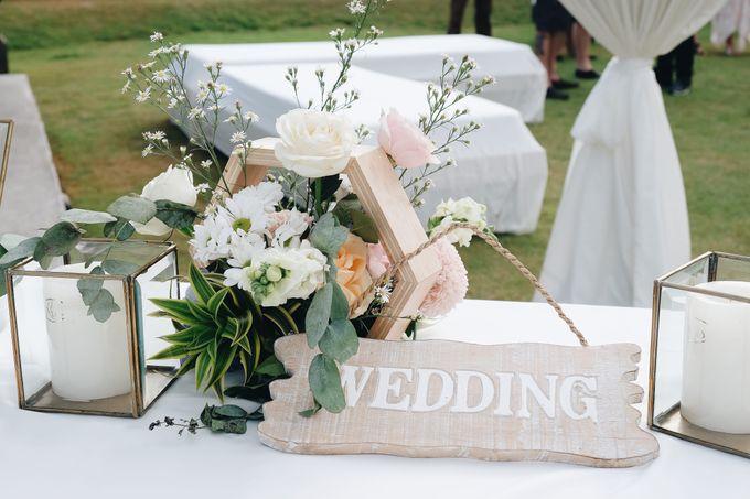 The Wedding of  Jason & Kristy by PMG Hotels & Resorts - 018