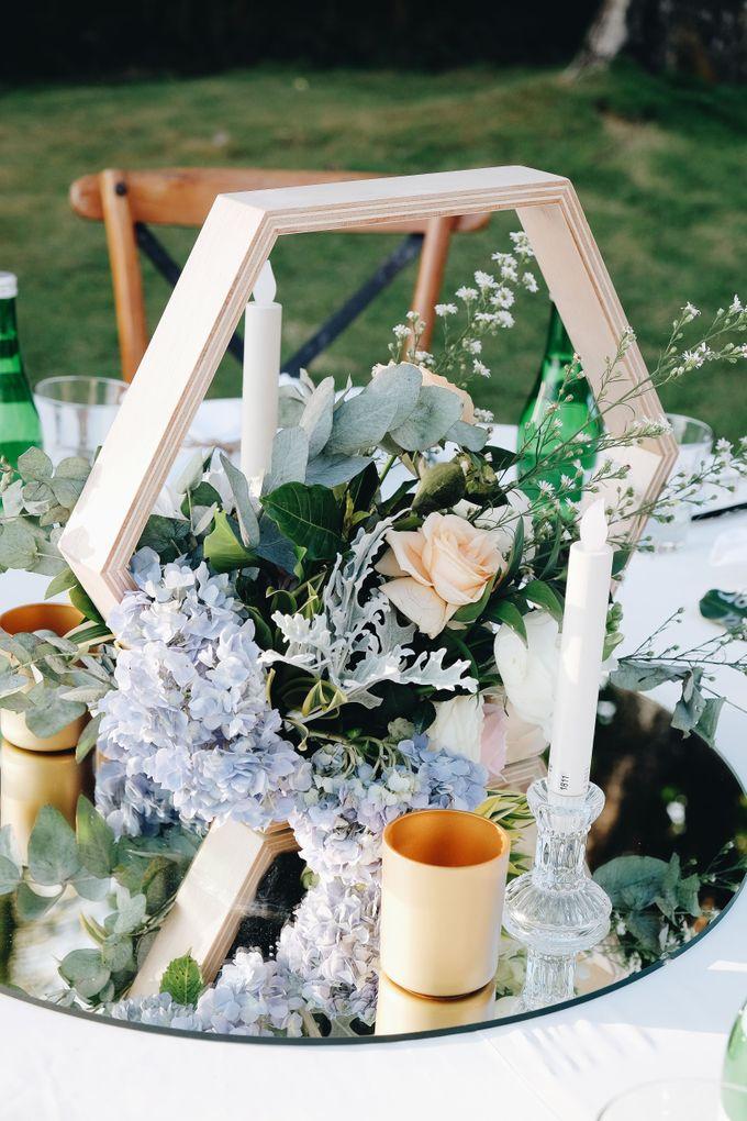 The Wedding of  Jason & Kristy by PMG Hotels & Resorts - 020
