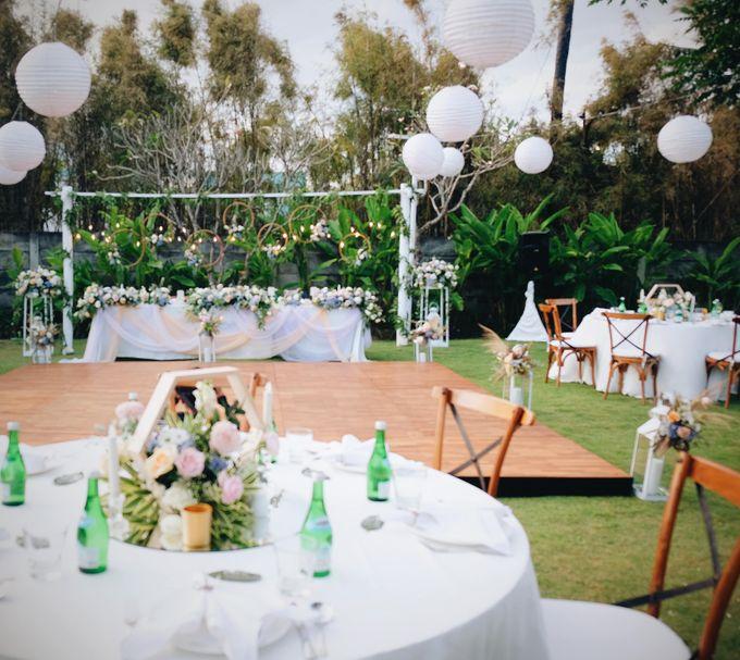 The Wedding of  Jason & Kristy by PMG Hotels & Resorts - 031