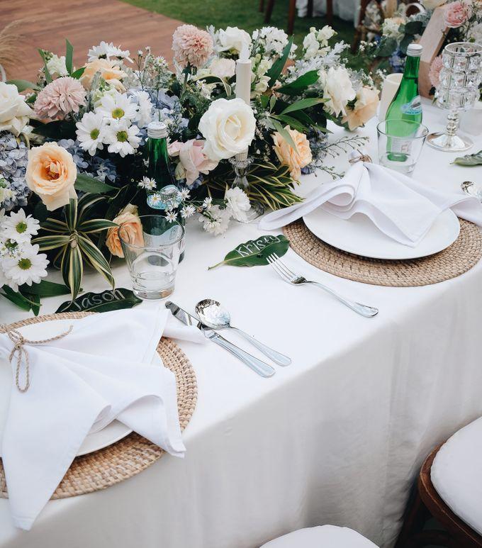 The Wedding of  Jason & Kristy by PMG Hotels & Resorts - 037