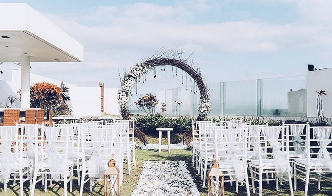 The Wedding of Claudy & John by Miracle Wedding Bali - 015
