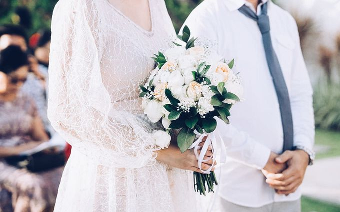 The Wedding of Claudy & John by Miracle Wedding Bali - 014
