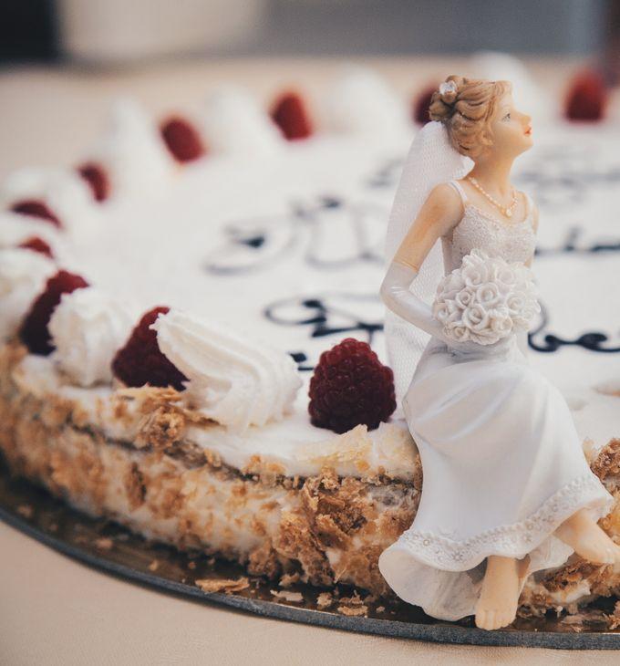 The Wedding of Ben & Maria by Miracle Wedding Bali - 017