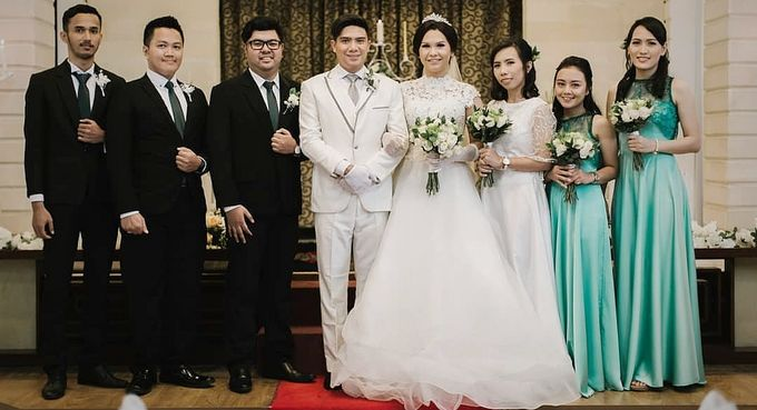 The Wedding of Arnold & Yossi by Miracle Wedding Bali - 004