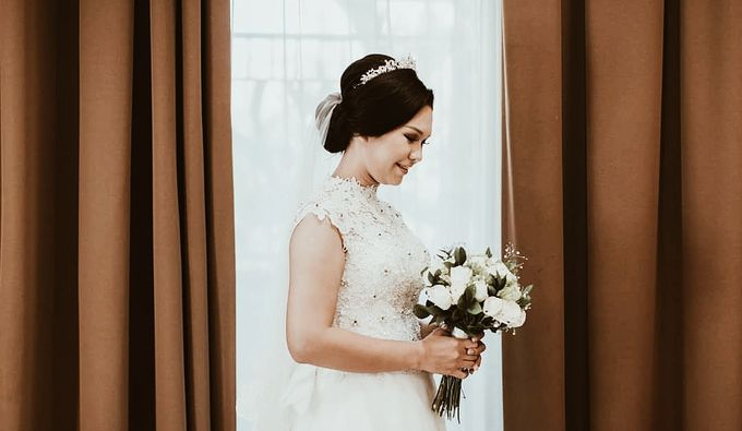 The Wedding of Arnold & Yossi by Miracle Wedding Bali - 001
