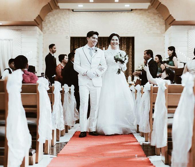 The Wedding of Arnold & Yossi by Miracle Wedding Bali - 012