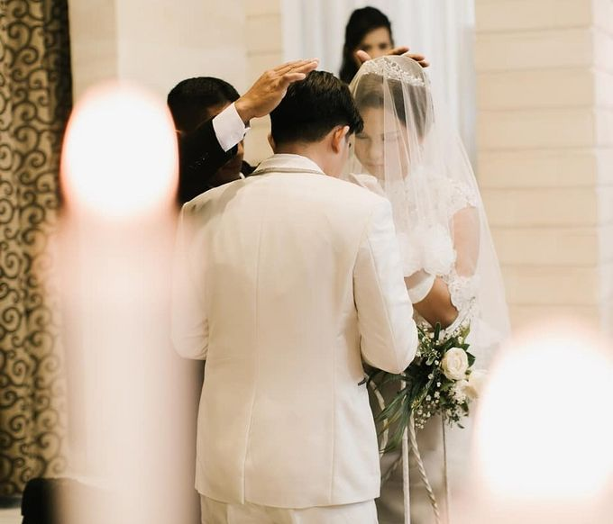 The Wedding of Arnold & Yossi by Miracle Wedding Bali - 003