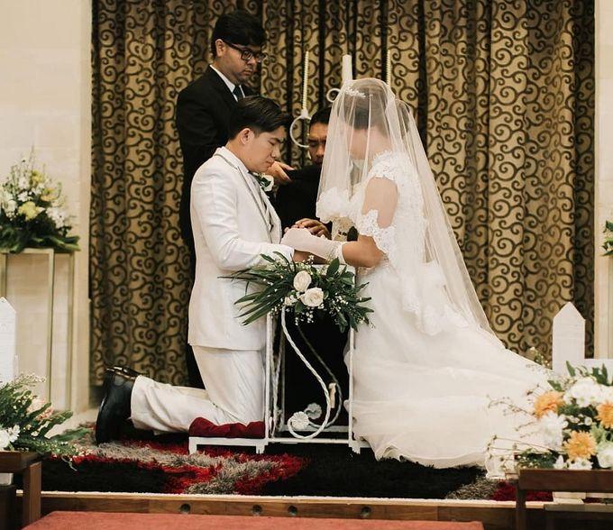 The Wedding of Arnold & Yossi by Miracle Wedding Bali - 006