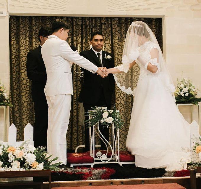 The Wedding of Arnold & Yossi by Miracle Wedding Bali - 009