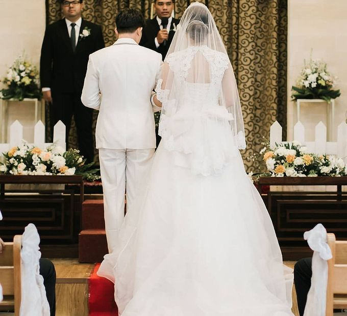 The Wedding of Arnold & Yossi by Miracle Wedding Bali - 005
