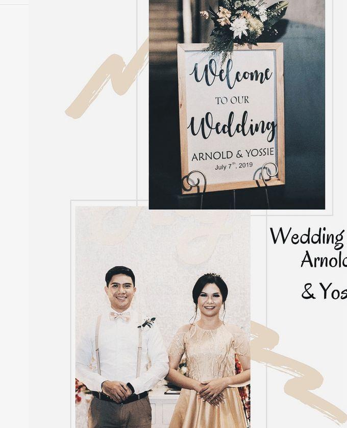 The Wedding of Arnold & Yossi by Miracle Wedding Bali - 024