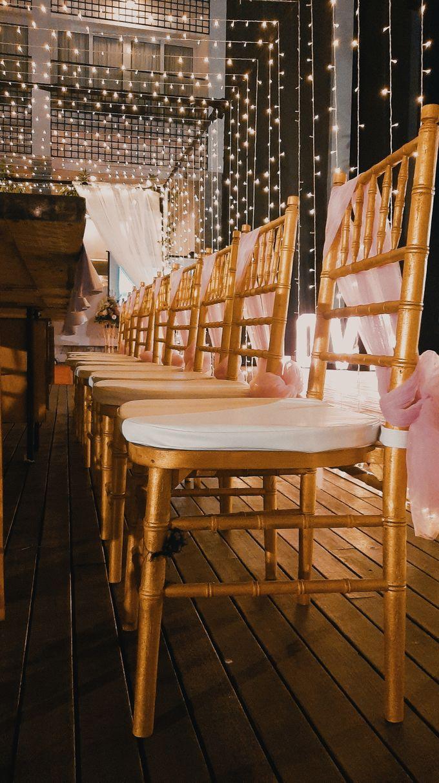 The Reception of Li Wei & Tang Juang by Miracle Wedding Bali - 019