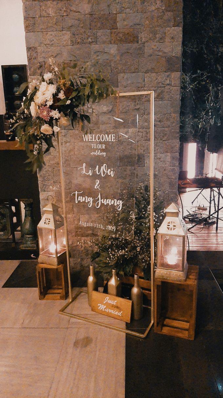 The Reception of Li Wei & Tang Juang by Miracle Wedding Bali - 010
