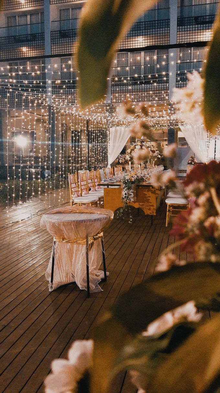 The Reception of Li Wei & Tang Juang by Miracle Wedding Bali - 020