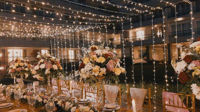 The Reception of Li Wei & Tang Juang by Miracle Wedding Bali - 017
