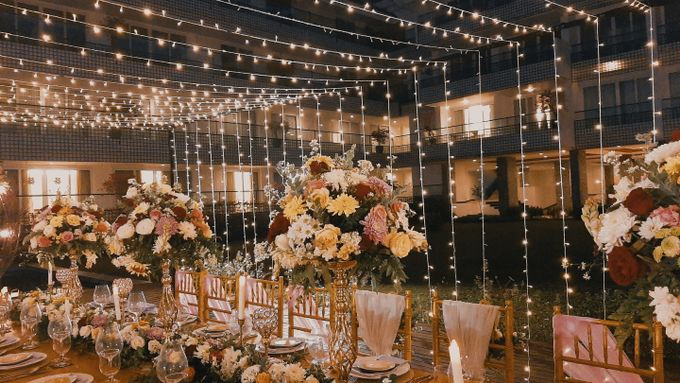 The Reception of Li Wei & Tang Juang by Miracle Wedding Bali - 009