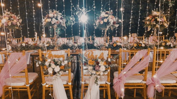 The Reception of Li Wei & Tang Juang by Miracle Wedding Bali - 016