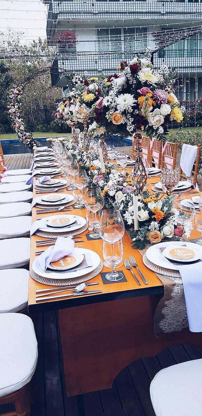 The Reception of Li Wei & Tang Juang by Miracle Wedding Bali - 008