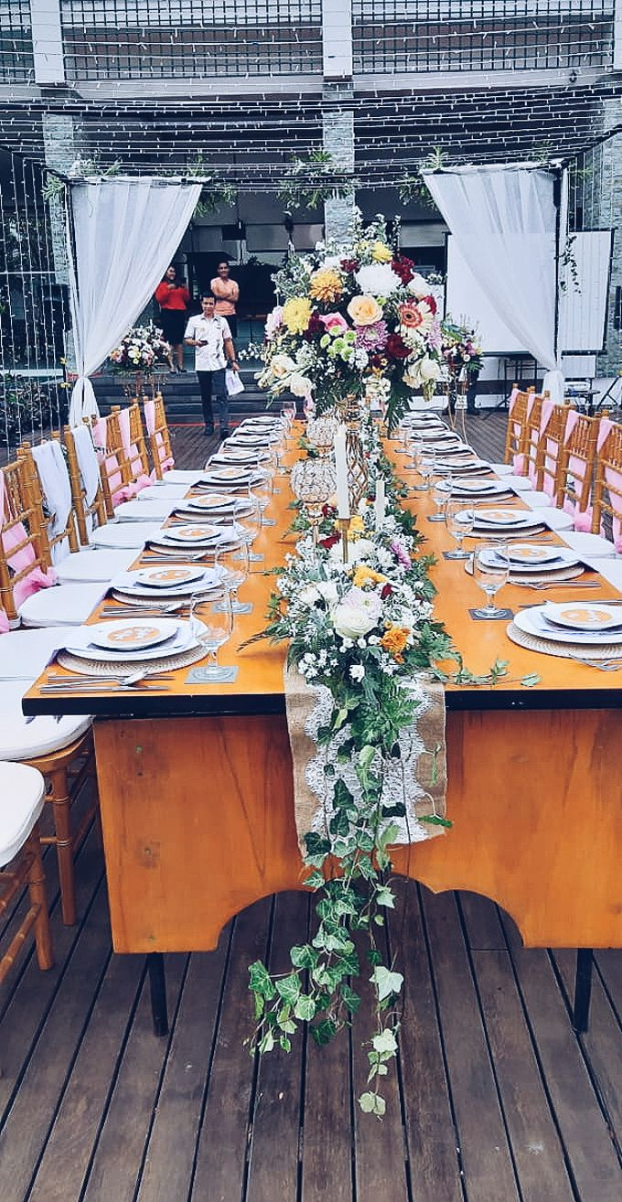 The Reception of Li Wei & Tang Juang by Miracle Wedding Bali - 014