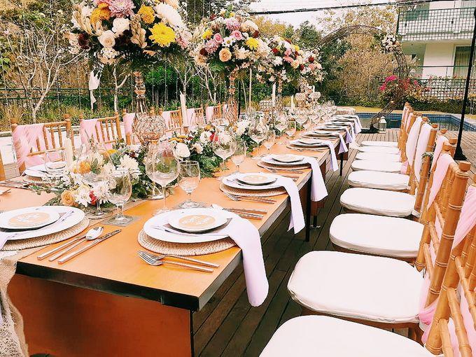 The Reception of Li Wei & Tang Juang by Miracle Wedding Bali - 004