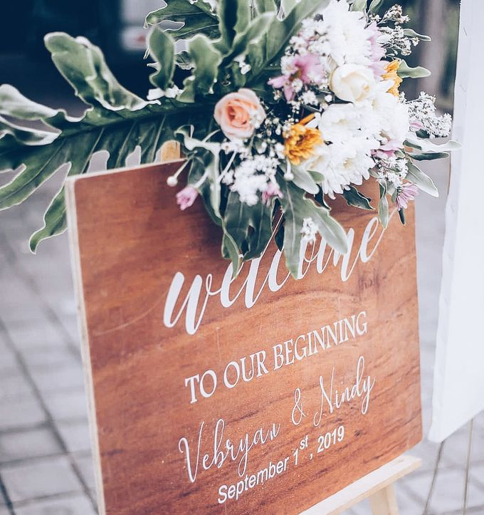 The Wedding of Vebryan & Nindy by Miracle Wedding Bali - 006