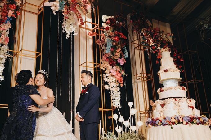 The Wedding of Andika & Cindy by Lavene Pictures - 030
