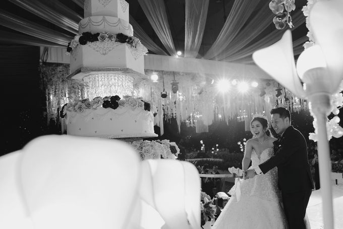 The Wedding of Andika & Cindy by Grand City Mall & Convex - 010