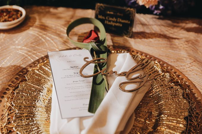 The Wedding of Andika & Cindy by Lavene Pictures - 023
