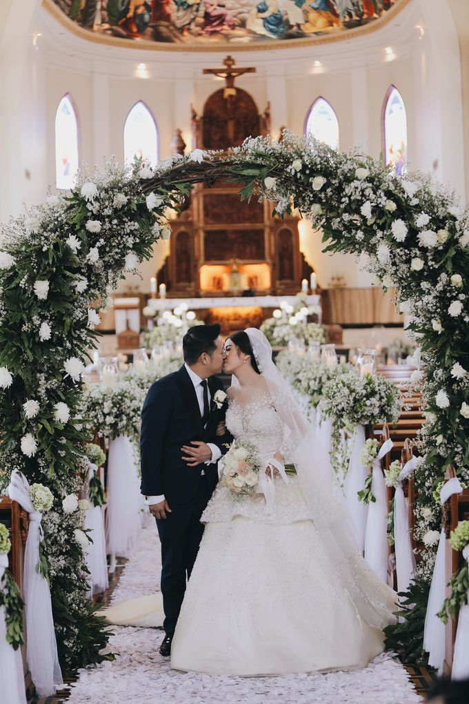 The Wedding of Andika & Cindy by Lavene Pictures - 020