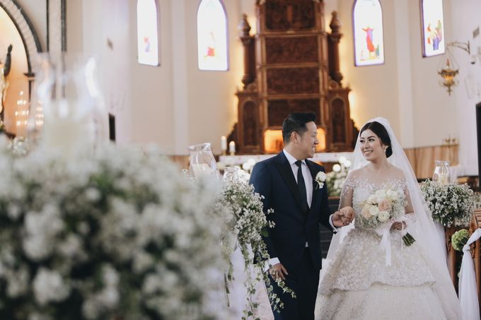 The Wedding of Andika & Cindy by Lavene Pictures - 019