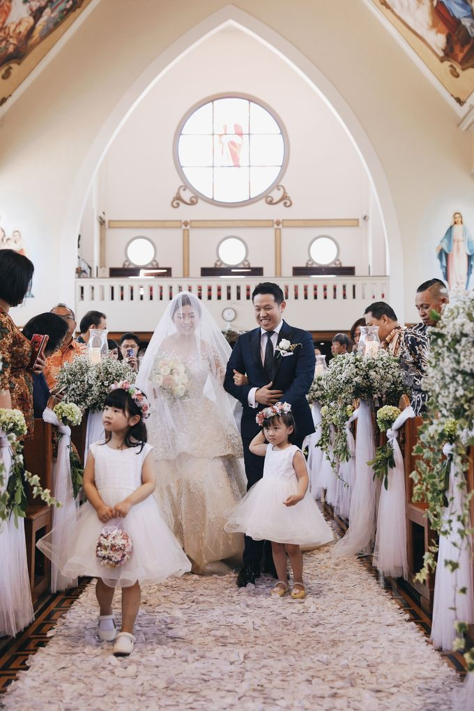 The Wedding of Andika & Cindy by Lavene Pictures - 014