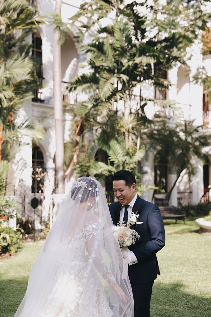 The Wedding of Andika & Cindy by Lavene Pictures - 010