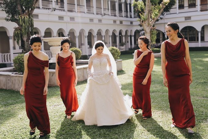 The Wedding of Andika & Cindy by Lavene Pictures - 008