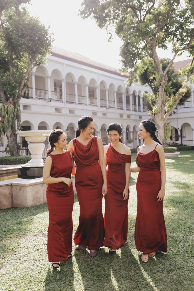 The Wedding of Andika & Cindy by Lavene Pictures - 009