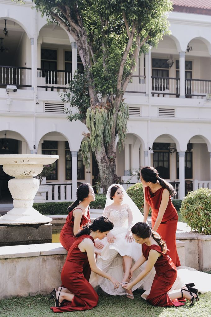 The Wedding of Andika & Cindy by Lavene Pictures - 007