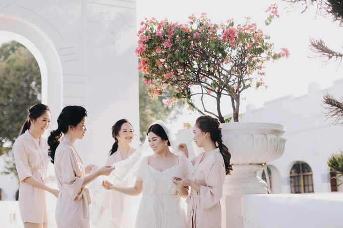 The Wedding of Andika & Cindy by Lavene Pictures - 005