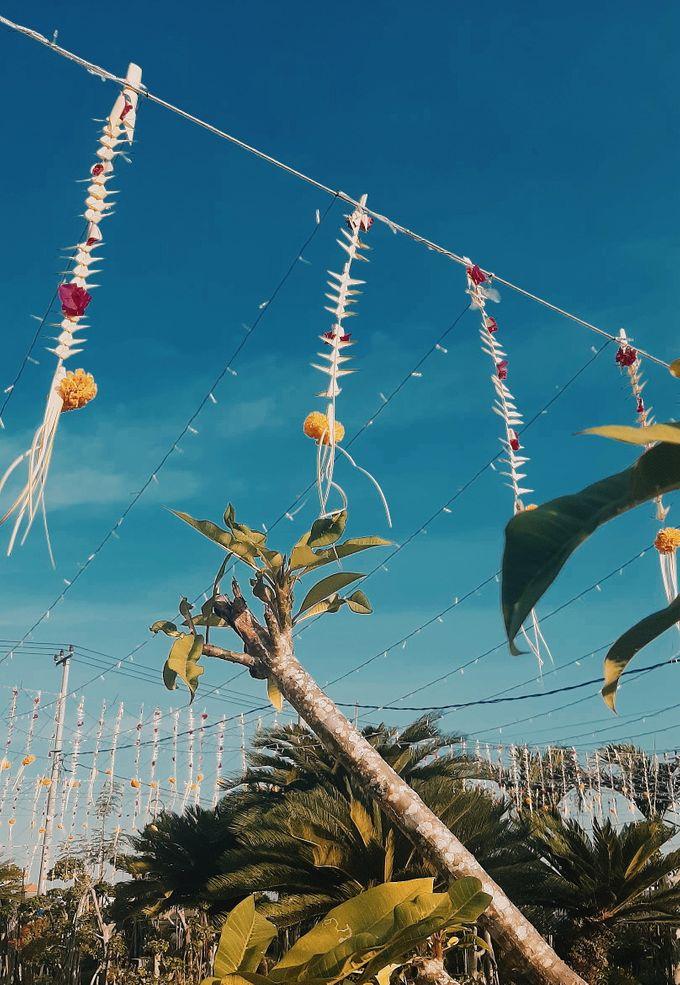 The wedding of louis & amanda by Miracle Wedding Bali - 002