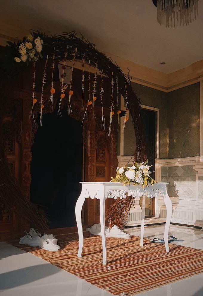 The wedding of louis & amanda by Miracle Wedding Bali - 015
